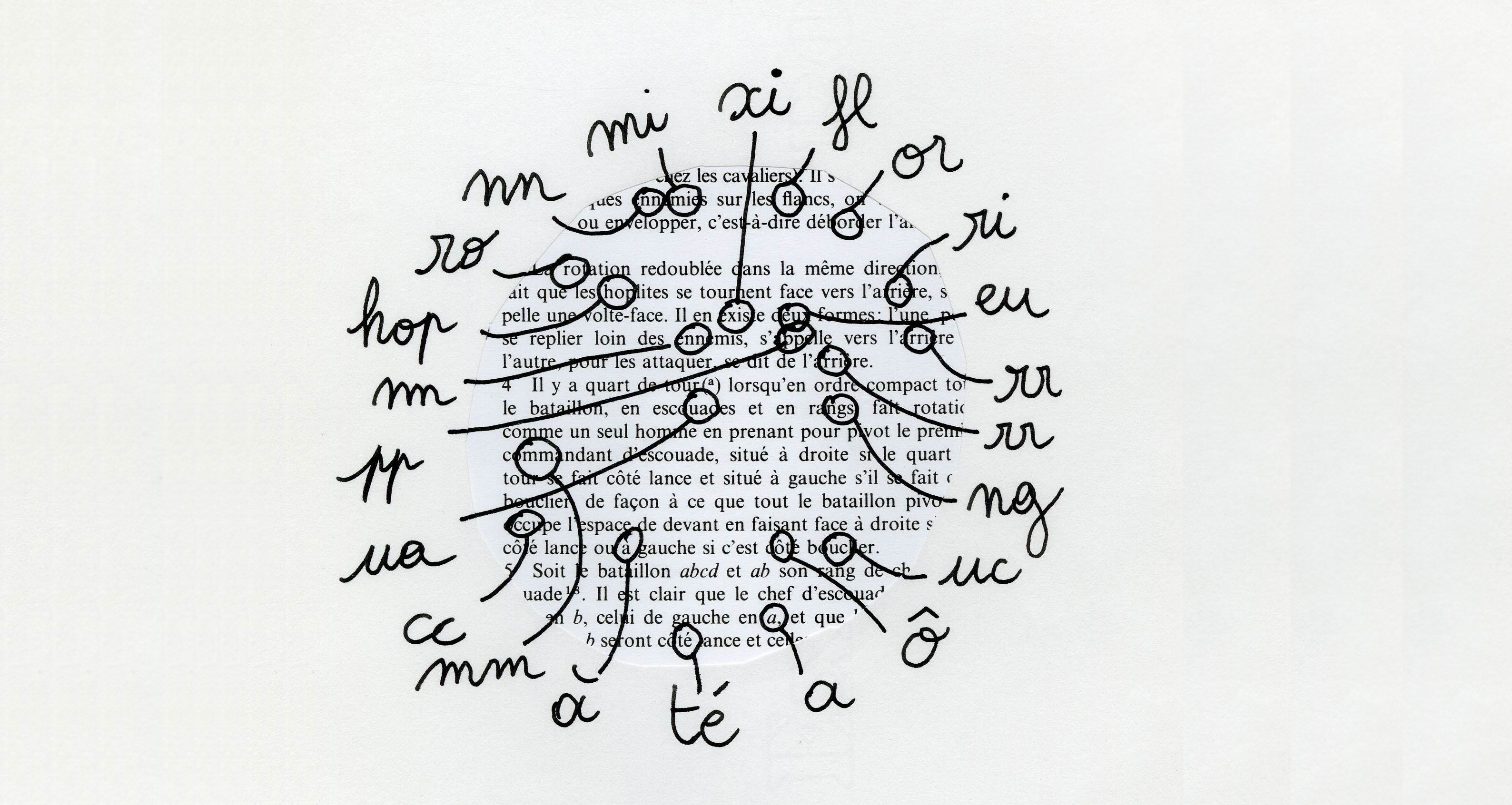 Christophe Tarkos : La poésie est une intelligence