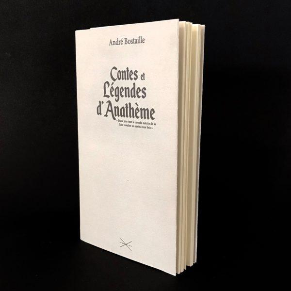 Contes et légendes d'Anathème - André Bostaille